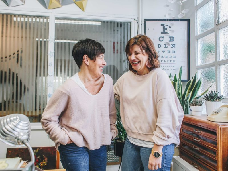 Patricia y Ana – Taller&Co
